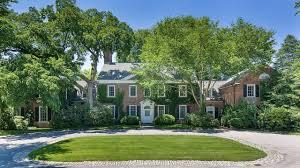 100 Sleepy Hollow House The David Rockefeller Estate NY