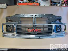 Chevy S10 Grille Swap - Face Replacement Photo & Image Gallery Lmc Truck Chevygmc Dash Installation With Kevin Tetz Youtube On Twitter This 1970 Chevysuburban Was An Ambulance Brian Madry Srs 1990 Chevy K1500 Send Us Inside Hot Rod Network Mick Mertz Wrote Im 69 Years Old And Its Heavyduty Power Window Harness Parts Lmc S10 Grille Swap Gmc Mini Truckin Magazine Truckdomeus Mooneyes Starlite Bumpers Revamping A 1985 C10 Silverado Interior