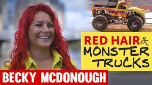 My Life As… A Monster Truck Driver – Becky McDonough - YouTube Not Ready To Be A Fulltime Parent Foster Petthursday Kiss Monster Jam Mpls Dtown Council Worlds Youngest Pro Female Truck Driver 19year Old Funky Polkadot Giraffe Monster Jam Returns To Angel Stadium Of First Female Grave Digger Driver With Comes Des Moines Wkforit Apparel Featured Athletes Pedal The Metal Arc Magazine The No Joe Schmo Rosalee Ramer Women Drivers Bsmaster Builds Her Own Rides Youtube