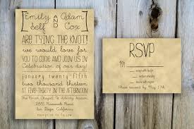 Vintage Wedding Invitation Ideas Diy