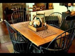 Primitive Kitchen Decorating Ideas by Country Primitive Decorating Ideas Youtube