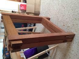 daniel u0027s woodworking bench the wood whisperer