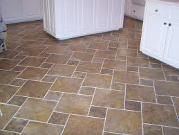 rustic floor tile patterns ideas in square shape design for large