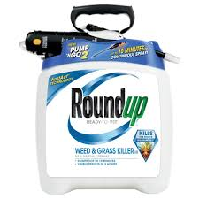 Roundup Weed And Grass Killer III With Pump N Go Ready To Use