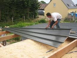 bac a avec toit isolation phonique bac acier isolation idées