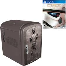 Star Wars Room Decor Walmart by Star Wars Battlefront Deluxe Edition Ps4 With Han Solo Fridge