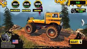 100 Monster Trucks Games Truck Truck 2019 4x4 Big Truck Driver Android Gameplay FHD