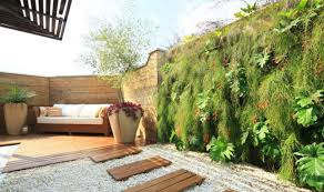 pour mur exterieur decoration pour mur exterieur de jardin 3 le mur v233g233tal