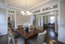 Dining Room Entrance With Cape Cod Renovation Pinterest And