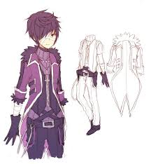 Cool Anime Clothes For Guys