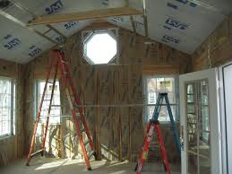 Insulated Cathedral Ceiling Panels by Cathedral Ceiling Insulation Adventures In Remodeling
