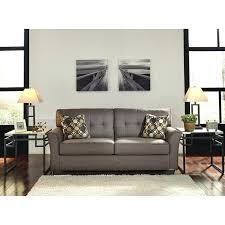 The Ashley Furniture Tibbee Sofa In Slate At Local Furniture Outlet Would Be A Great Item