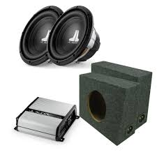 100 Truck Subwoofer Boxes JL Audio 212w0v34 S2truck Box Enclosures With JX500