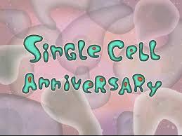 single cell anniversary encyclopedia spongebobia fandom