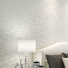 fototapeten wallpaper ts weiße blumen vliestapete tapete schlafzimmer wohnzimmer tv hintergrundbild