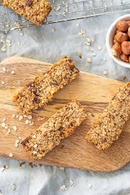 to eat müsliriegel mit schokostückchen gesunde snacks