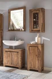 waschbeckenunterschrank leeston aus palisander badschrank