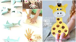 Easy Crafts Ideas With Paper Most Killer Simple For Kids Art N Craft And New