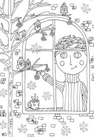 Click To See Printable Version Of Peter Boy In November Coloring Page