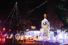 Christmas Tree Lane Turlock Ca 2014 by Christmas Tree Lane Hours Beatiful Tree