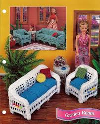 Barbie Fashion Living Room Set by 143 Best Barbie Furniture Images On Pinterest Diy Bedrooms And