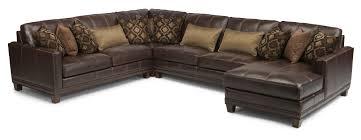 Sofa Mart Lakewood Colorado by Flexsteel Latitudes Port Royal Transitional Four Piece Sectional