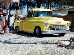 55 Chevy Truck - 1955 Chevy 3100 Big Red 55chevypickupbuild Truck 2 ...