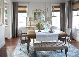Dining Room Curtains Gray In The Formal Ideas