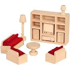 beluga spielwaren gmbh 40500 70112 puppenhausmöbel wohnzimmer 11 teilig