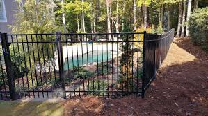 Decorative Garden Fence Posts by Metal Garden Fence Dr House