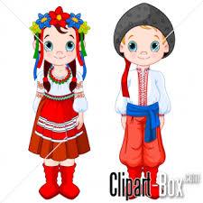 Buy Ukrainian Boy And Girl By Dazdraperma On GraphicRiver In Folk Costumes