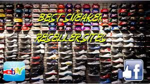 best sneaker reseller sites youtube
