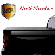 Amazon.com: North Mountain Soft Vinyl Roll-up Tonneau Cover, Fit 14 ... Ford Raptor 2017 With American Roll Cover Truck Covers Usa Extang Express Tool Box Tonneau Free Shipping Crt304xb Xbox Work Jr In Stock Rollx Hard Rolling Free Shipping Tonnomax Soft Trifold Tonnomax Retractable Bed For Pickup Trucks Lomax Tri Fold Folding Chevy Silverado Top 5 Best Rated Undcover Americas Selling