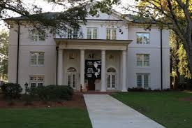 100 The Delta House Gamma House Is Located At 290 S Milledge Ave In