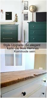 style upgrade so kann die ikea hemnes kommode sein