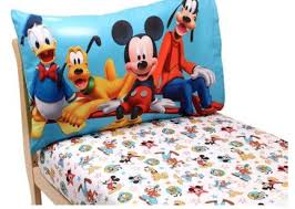 Mickey Mouse Bedding Twin by Amazon Com Mickey Mouse Toddler Bedding 2 Piece Toddler Sheet Set