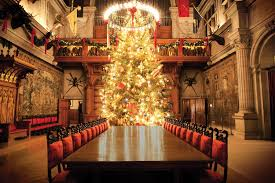 Dining Table Centerpiece Ideas For Christmas by Dining Room Elegant Christmas Banquet Decorating Ideas For Your