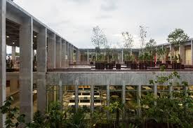 100 Cca Architects CCA Builds Concrete Mexican Business School EBC