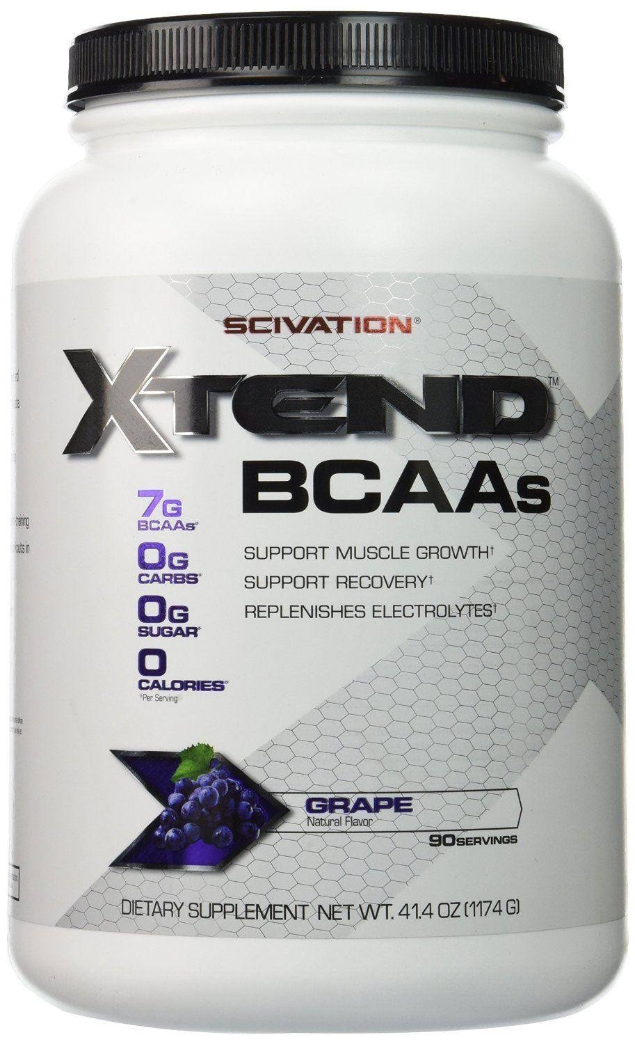 Scivation Xtend BCAAs - Green Apple