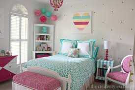 s room reved to bright and bold tween room