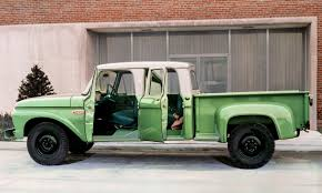 100 Ford 4 Door Truck FSeries A Brief History AutoNXT