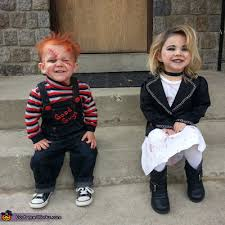 Chucky Halloween Mask by These 9 Scary Costumes For Kids Are Terrifying U2014 In A Good Way