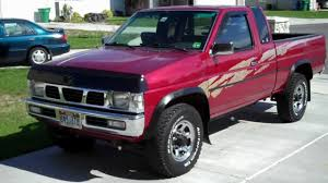 100 1995 Nissan Truck My Hardbody V6 4x4 King Cab YouTube