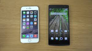 iPhone 6 vs Oppo Find 7 Review 4K