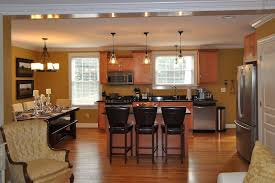 Kitchen Table Top Decorating Ideas by Decoration Ideas Exciting Square Dark Brown Top In White Wooden