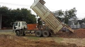 Dump Truck Excavator | Pink Mink - YouTube