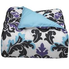 Zipit Beddingcom by Kaleidoscope Aqua College Classic Twin Xl Comforter Dorm Bedding
