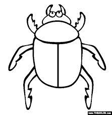 Image Result For Insect Colouring Pages Worm