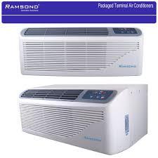 Ramsond Packaged Terminal Air Conditioning 15 000 BTU 1 25 Ton