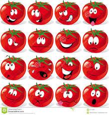 Dessin De Style De Croquis De Tomate Mûre Brillante Illustration De